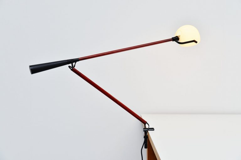 Paolo Rizzatto 612 desk table lamp Arteluce Italy 1975