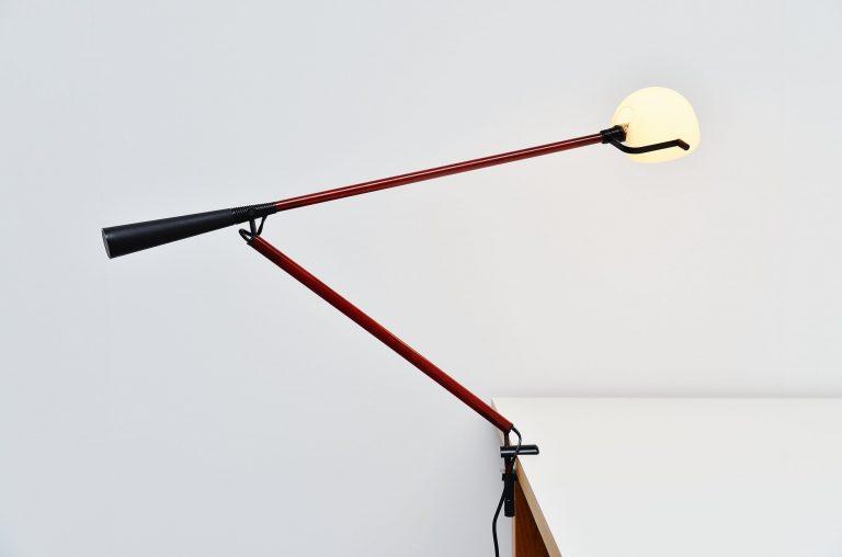 Paolo Rizzatto 612 desk table lamp Arteluce Italy 1975