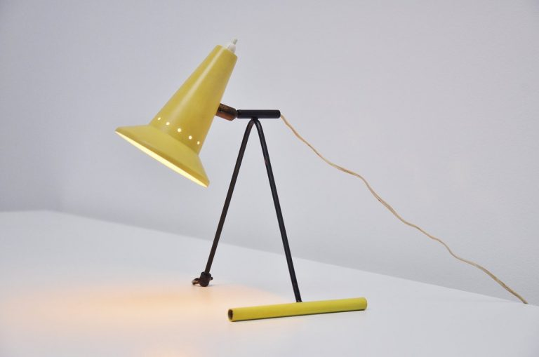 Stilux table / wall lamp Italy 1950