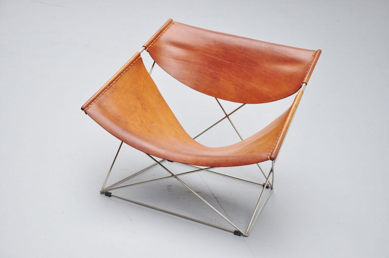Pierre Paulin F675 Butterfly chair Artifort 1963