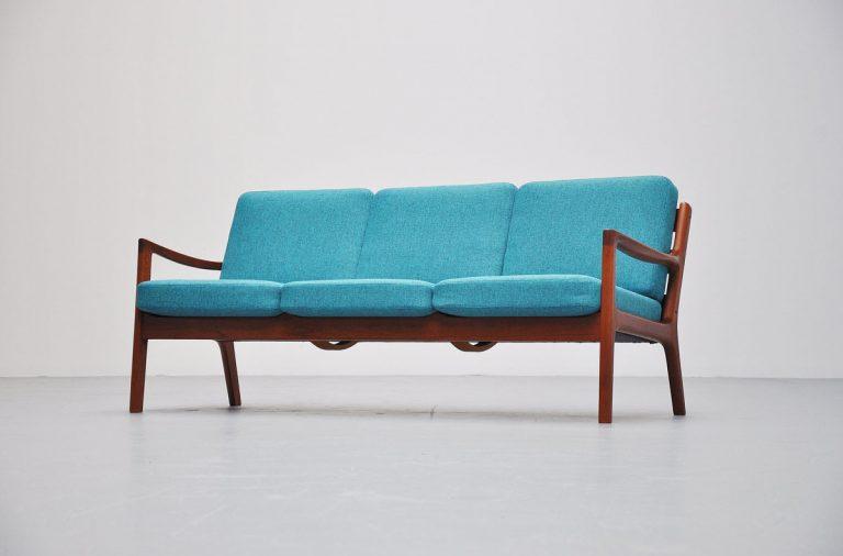 Ole Wanscher Senator sofa #166 Cado 1951