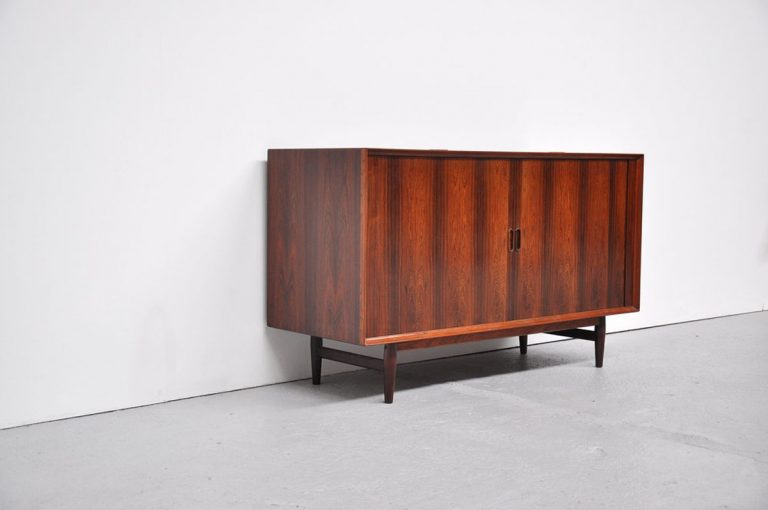 Arne Vodder sideboard bar/radio unit Sibast 1960