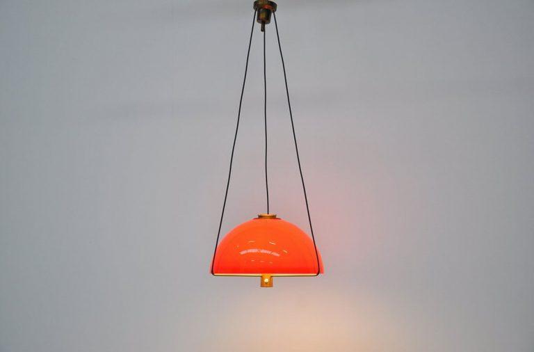 Hans Agne Jakobsson lamp Markaryd 1960