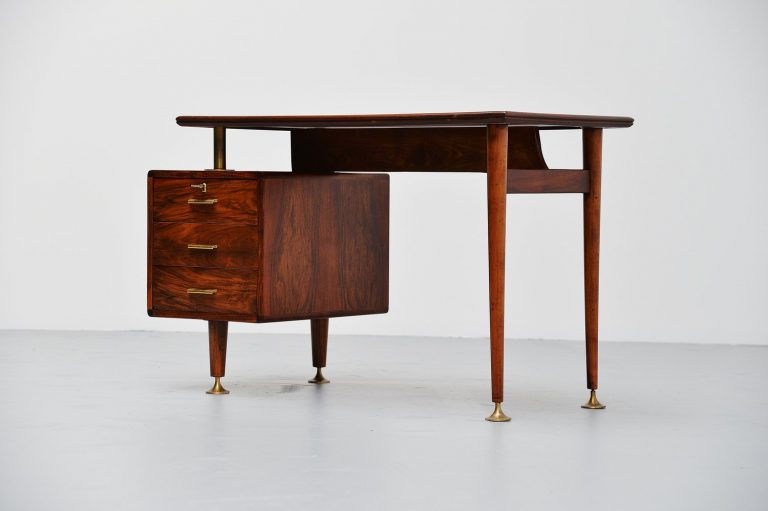 Poly-Z writing desk by A.A.Patijn for Zijlstra meubelen 1955