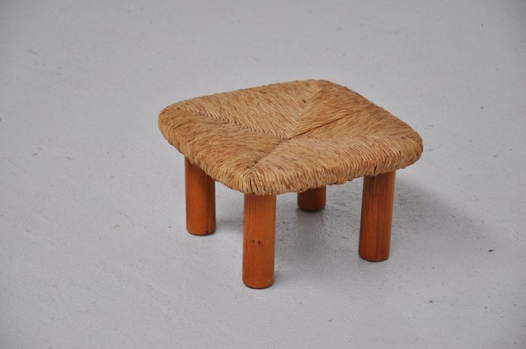 Wim den Boon small stool hocker 1950