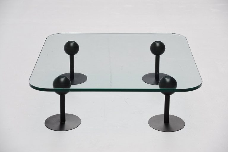 Philippe Starck coffee table Les Trois Suisses France 1982