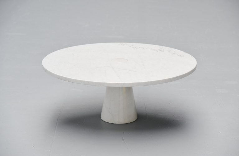 Angelo Mangiarotti Eros coffee table for Skipper, Italy 1971