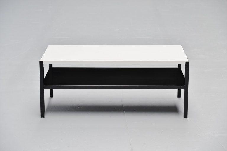 Wim Rietveld Regal coffee table Ahrend de Cirkel 1960