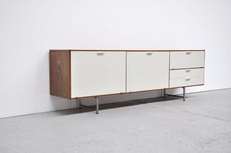 Pastoe sideboard wenge Cees Braakman 1960