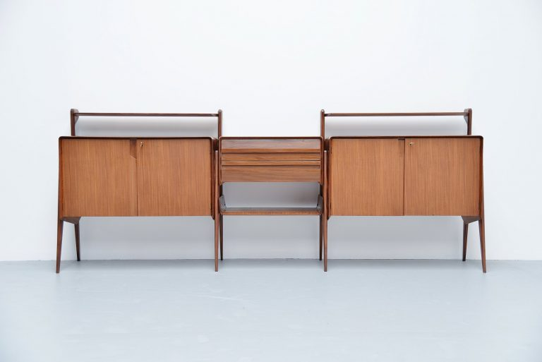 Ico Parisi long sideboard Cantu Italy 1955