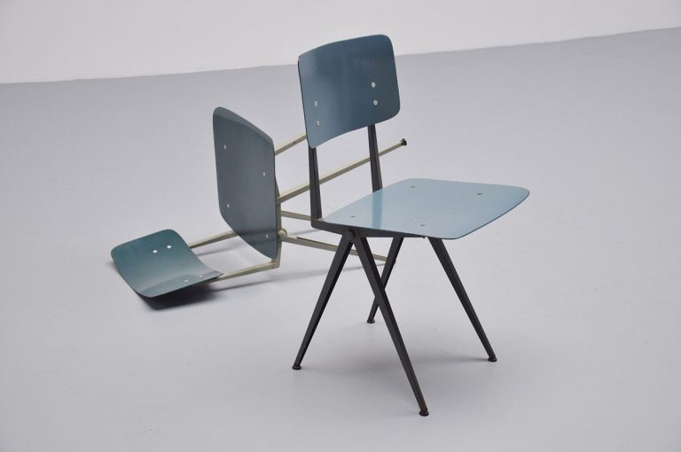 Marko prototype chairs Holland 1960