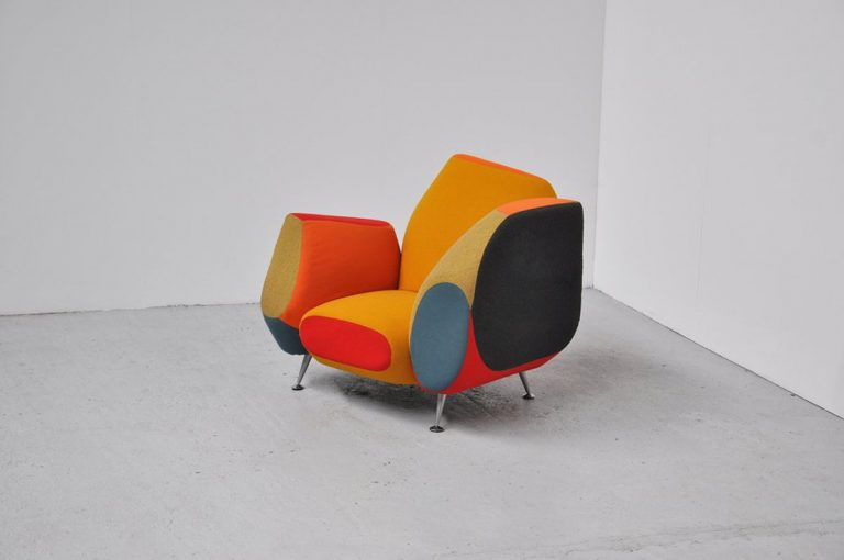 Javier Mariscal Hotel 21 chair, Moroso 1997