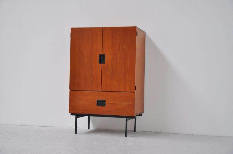 Pastoe japanese series cabinet Cees Braakman 1958