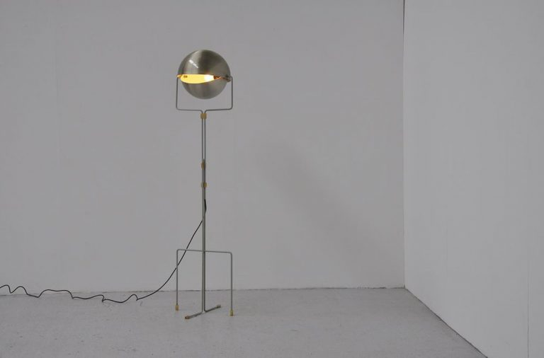 Raak eclipse floor lamp EJ elles 1964