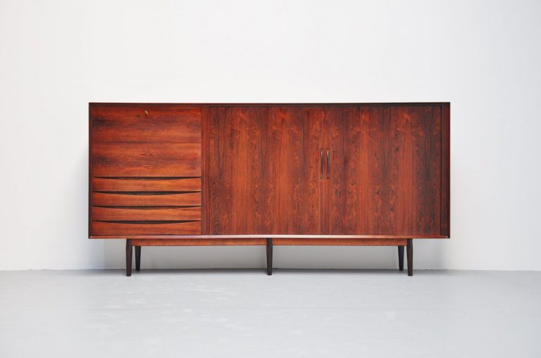 Arne Vodder Highboard Sibast Mobler 1960