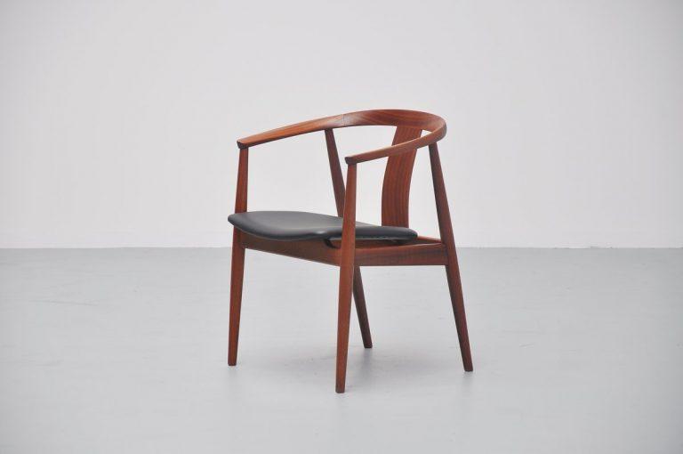 Tove and Edvard Kindt-Larsen armchair for Soro Denmark 1950
