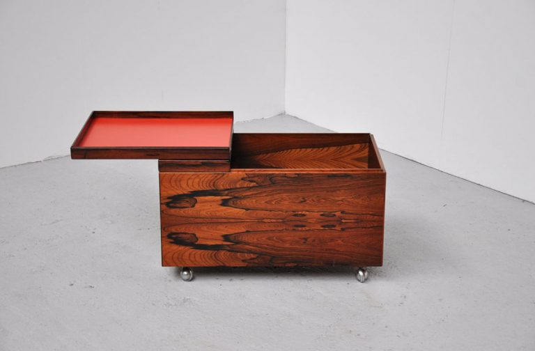 Dyrlund bar table 1960