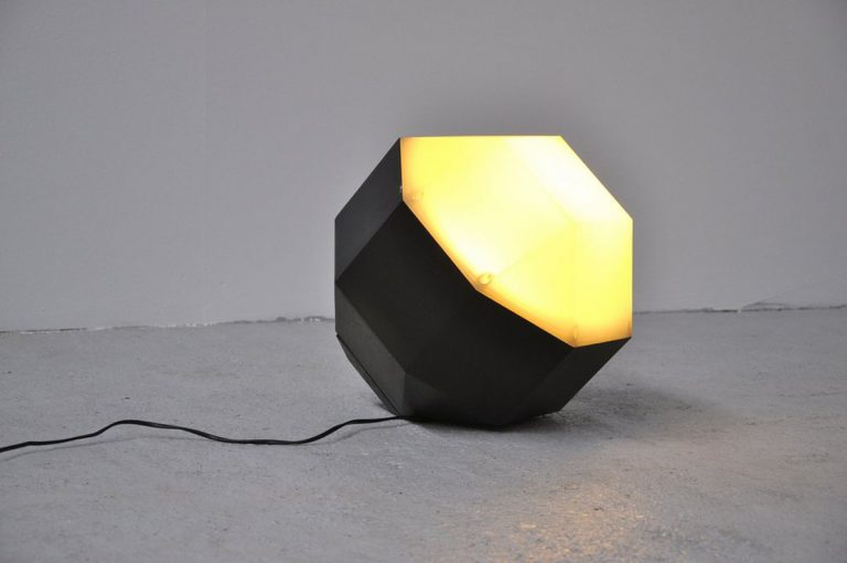 Raak cubistic lamps 1970