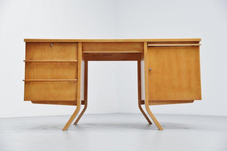 Pastoe EB04 desk Cees Braakman Holland 1952