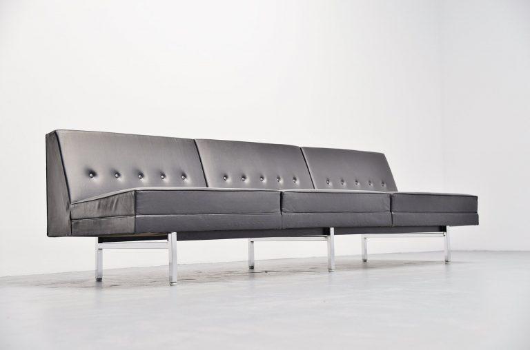 George Nelson modular sofa Herman Miller 1963