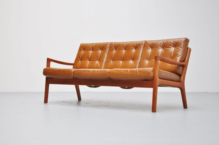 Ole Wanscher Senator sofa #166 France & Son 1951