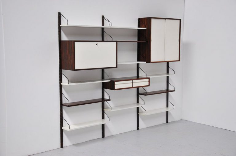 Paul Cadovius Royal system unit 1960