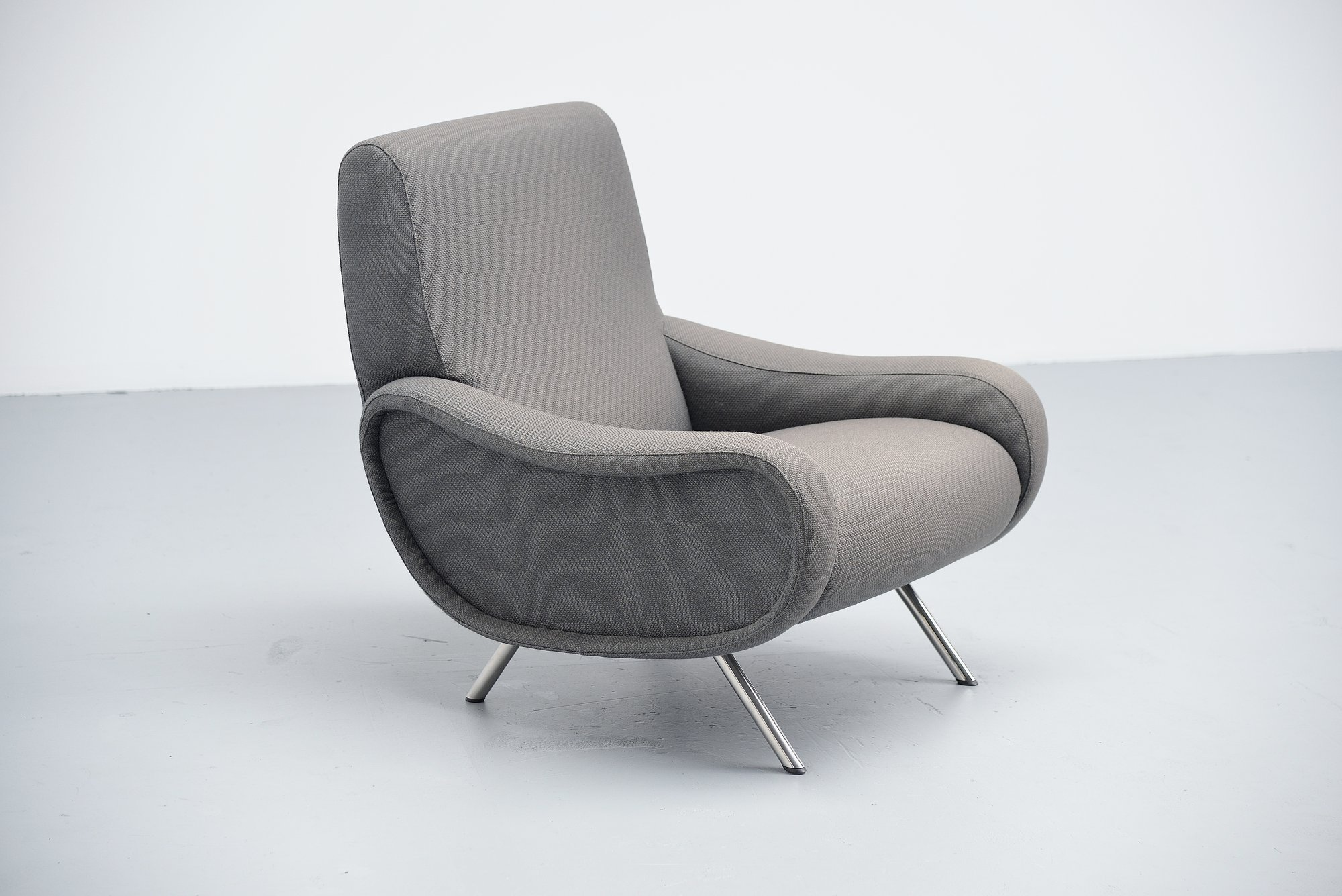 Marco Zanuso Lady Chair Arflex Italy 1951 Massmoderndesign