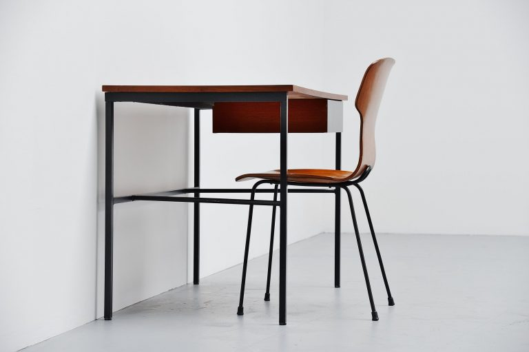 Pierre Paulin CM174 writing desk Thonet France 1956
