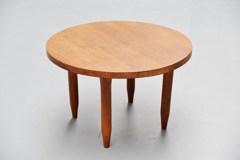 Charlotte Perriand style coffee table France 1950