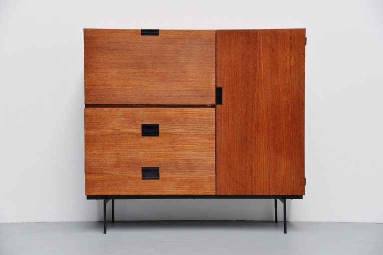 Pastoe CU01 cabinet by Cees Braakman Holland 1958