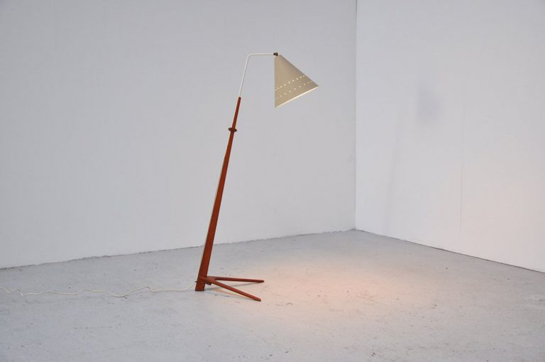 Nigel Walters floor lamp Hagoort 1950