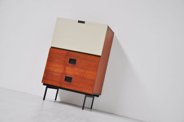 Pastoe Cees Braakman Japanese writing desk 1958