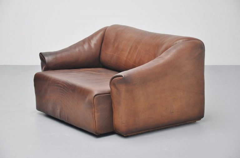 De Sede DS47 two seater sofa Switzerland 1970