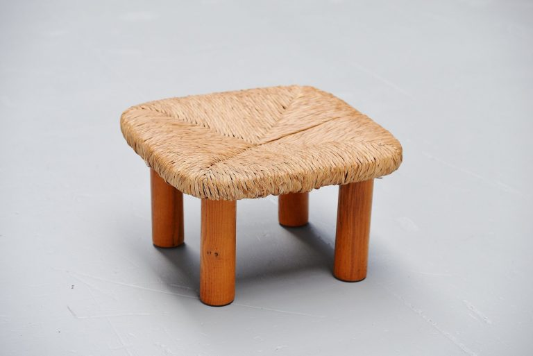 Wim den Boon modernist stool Holland 1950