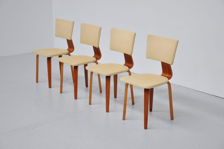 Cor Alons chairs for Gouda den Boer 1953