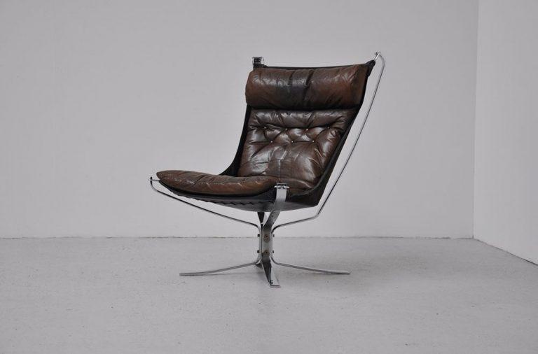 Sigurd Ressel Falcon chair Vatne Möbler
