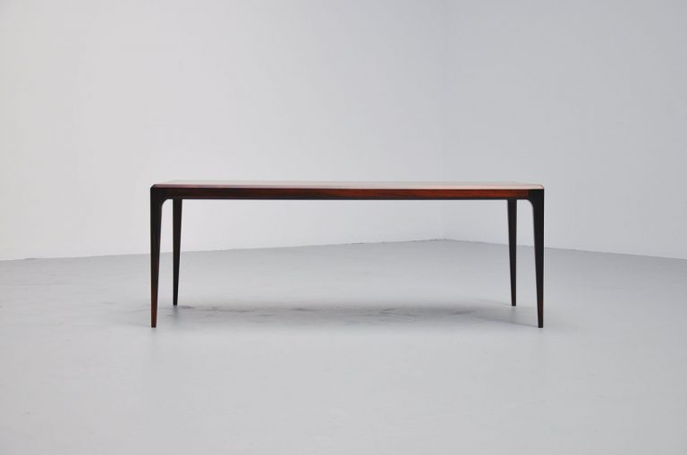 Johannes Andersen CFC Silkeborg coffee table 1960
