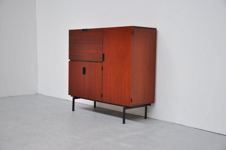 Pastoe cabinet CU01 by Cees Braakman 1958