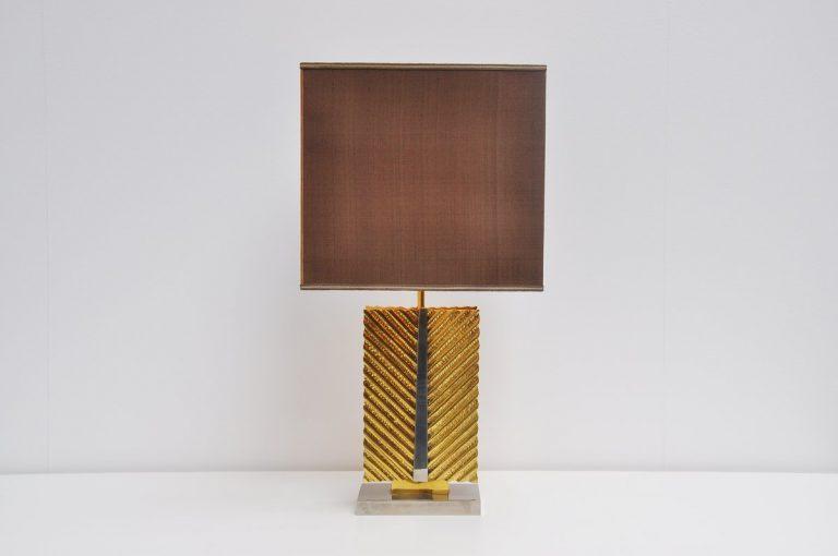 Maison Bagues table lamp France 1970