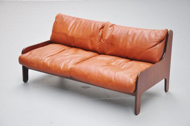 Marco Zanuso lounge sofa Arflex 1964