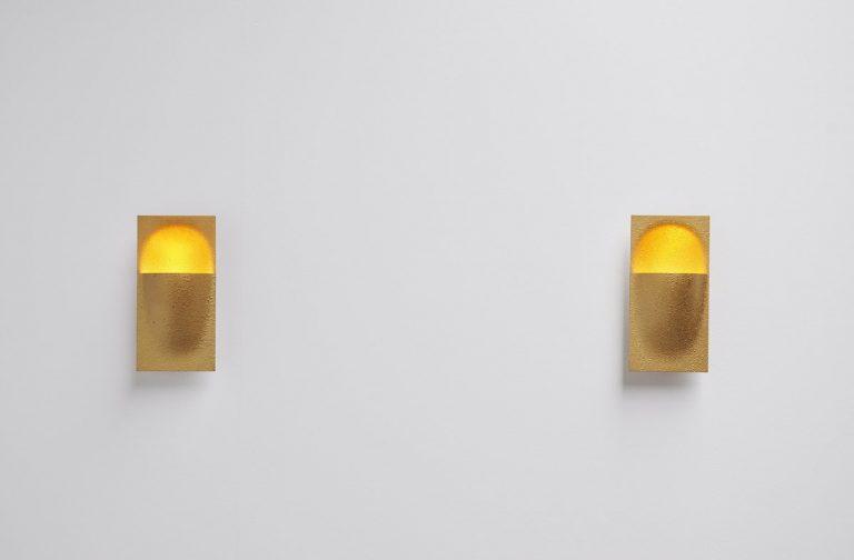 Bertrand Balas Balance lamps by Raak 1975