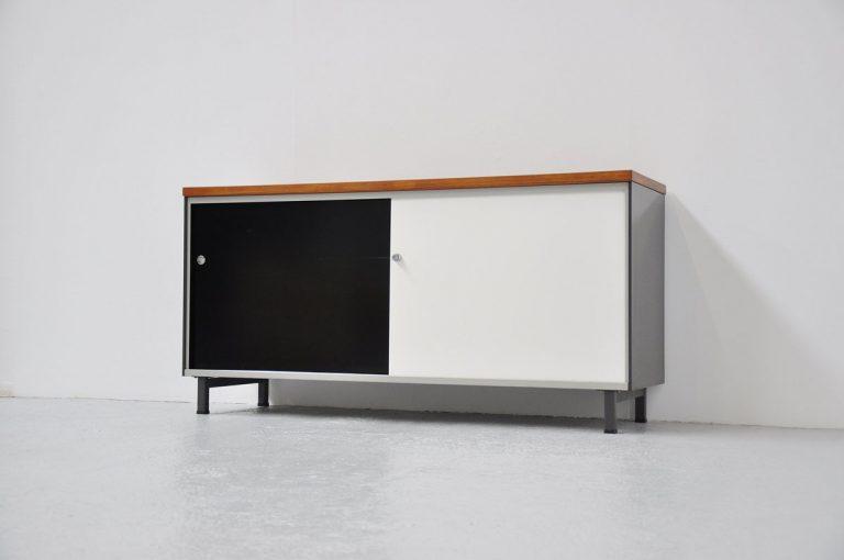 Andre Cordemeijer sideboard by Gispen 1962