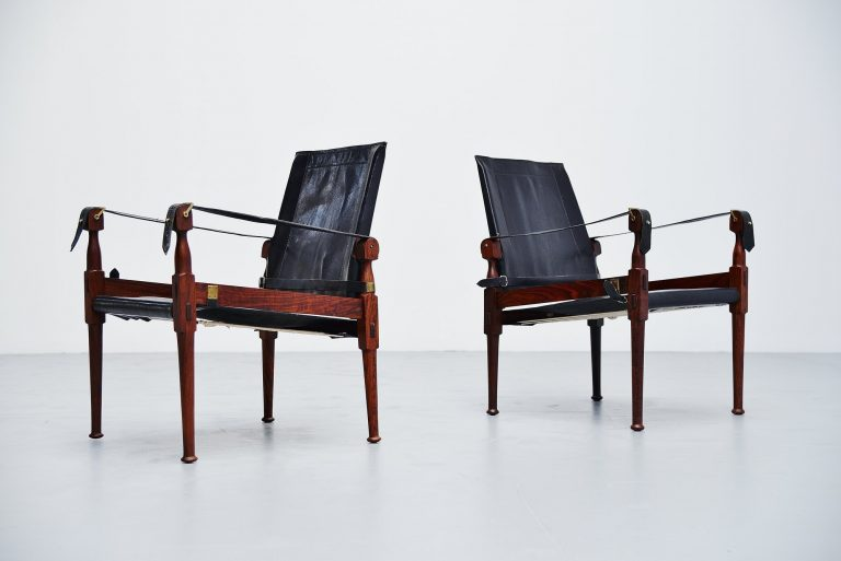 Hayat & Brothers safari chairs Pakistan 1970