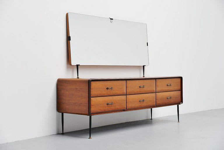 Silvio Cavatorta drawer / dressing cabinet Italy 1958