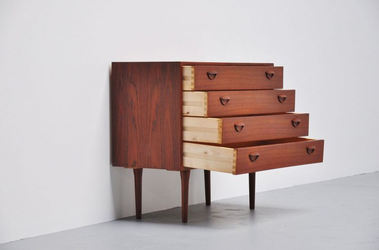 Kai Kristiansen chest of drawers FM Mobler 1960