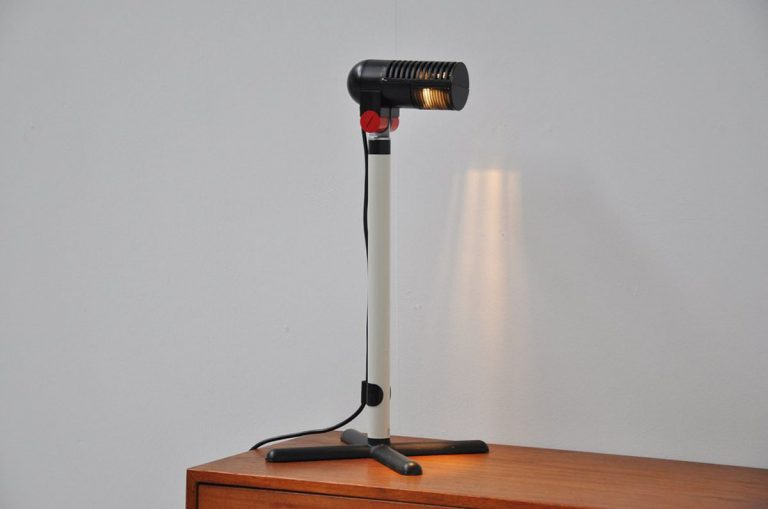 Roger Tallon Erco table lamp 1974
