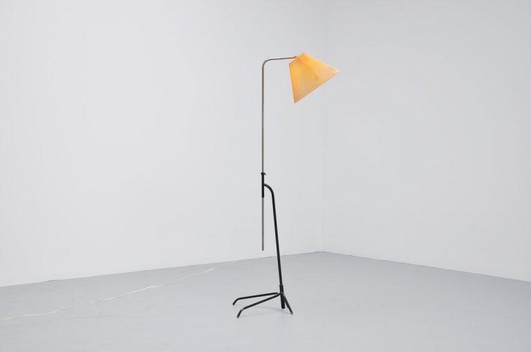 Le klint floor lamp Denmark 1952