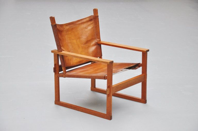 Poul Hundevad Sarfari chair for Vamdrup Denmark 1950