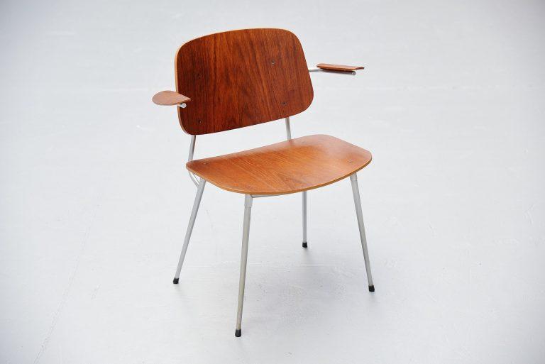 Borge Mogensen Soborg armchair Denmark 1952