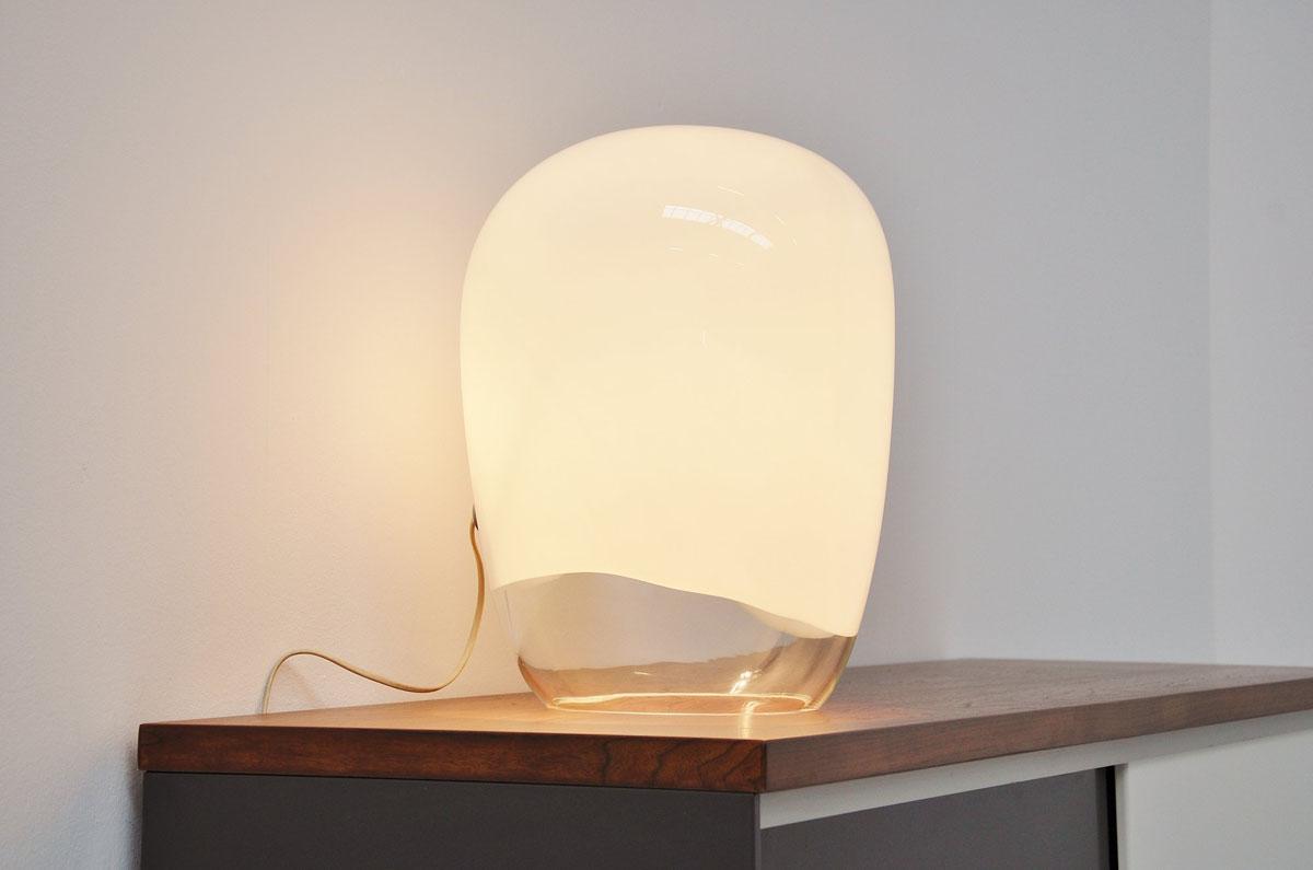 Vistosi ghost table lamp italy 1960 massmoderndesign vistosi ghost table lamp italy 1960 mozeypictures Gallery